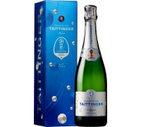 Шампанское Taittinger Brut Reserve FIFA World Cup 2018 Special Edition gift box