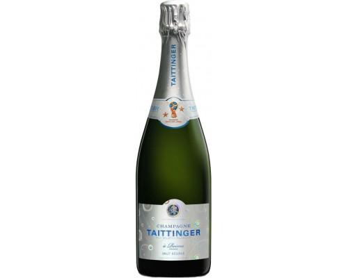 Шампанское Taittinger Brut Reserve FIFA World Cup 2018 Special Edition