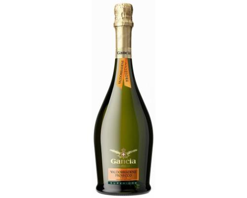 Игристое вино Gancia Valdobbiadene Prosecco DOCG Superiore