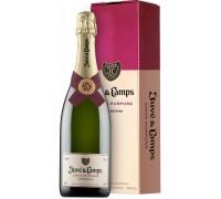 Игристое вино Juve y Camps Cava Cinta Purpura Reserva Brut gift box