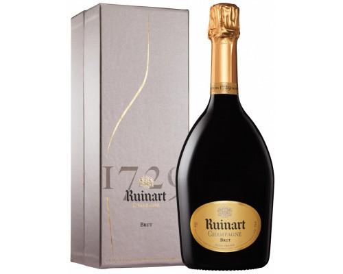 Шампанское «R» de Ruinart Brut in gift box