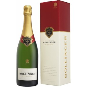 Шампанское Bollinger Special Cuvee Brut gift box