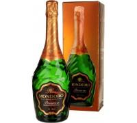 Игристое вино Mondoro Prosecco DOC gift box