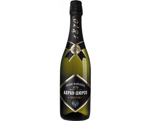 Игристое вино Абрау-Дюрсо Полусухое