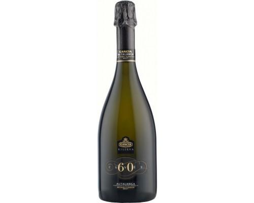 Игристое вино Gancia Cuvee 60 Riserva Alta Langa DOC