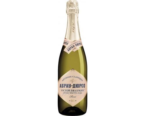 Игристое вино Абрау-Дюрсо Виктор Дравиньи Розе 375 мл
