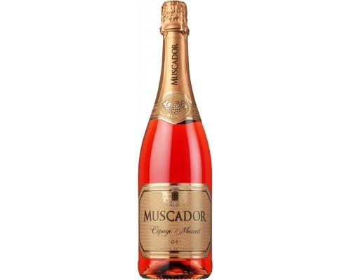 Игристое вино Muscador Rose Doux