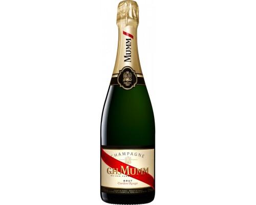 Шампанское Mumm Cordon Rouge AOC