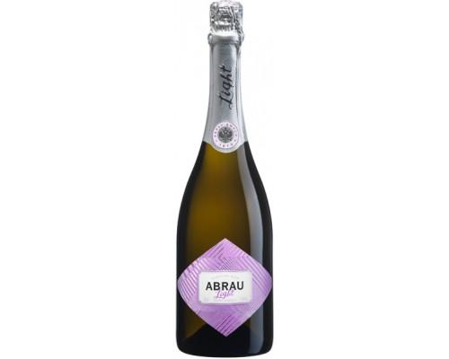 Игристое вино Абрау Лайт Полусладкое
