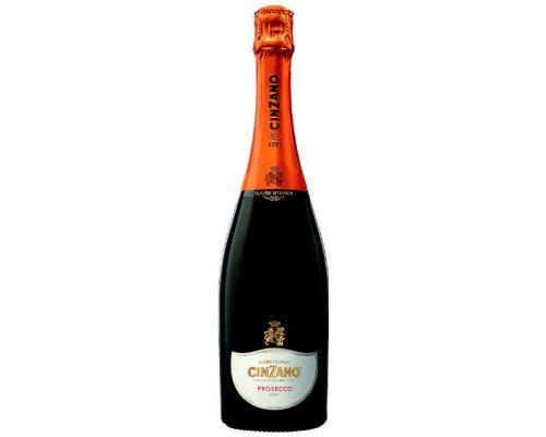 Игристое вино Cinzano Spumante Prosecco