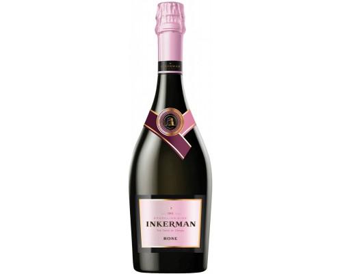Игристое вино Инкерман Розе