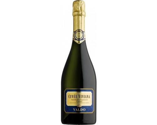 Игристое вино Valdo Cuvee Viviana Valdobbiadene Superiore di Cartizze DOCG