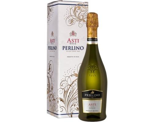 Игристое вино Perlino Asti DOCG gift box