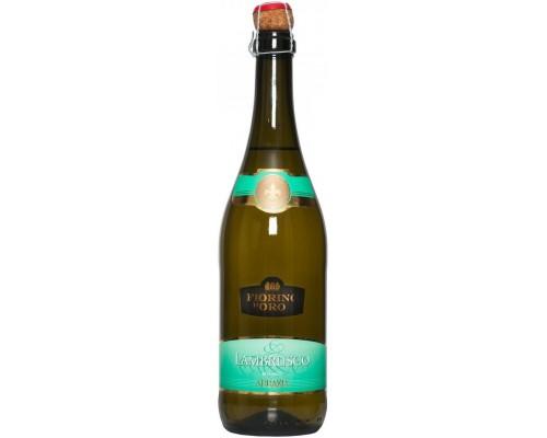 Игристое вино Abbazia Fiorino d'Oro Lambrusco Bianco