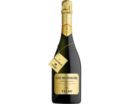 Игристое вино Valdo Cuvee del Fondatore Prosecco di Valdobbiadene DOCG