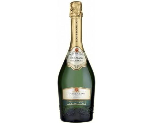 Игристое вино Louis Bouillot Perle d'Or Millesime Cremant de Bourgogne AOC