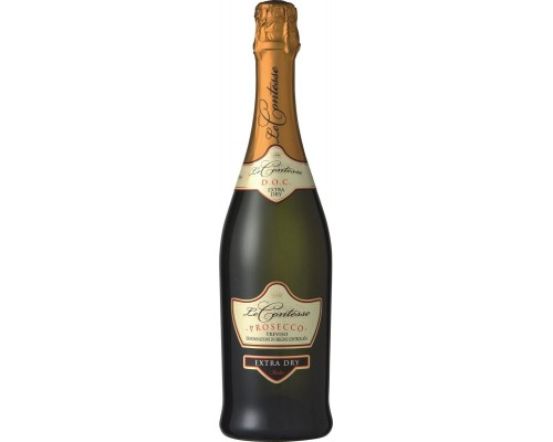 Игристое вино Le Contesse Prosecco Extra Dry Treviso DOC