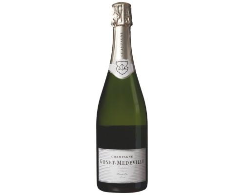 Шампанское Champagnes Gonet-Medeville Brut Tradition Premier Cru