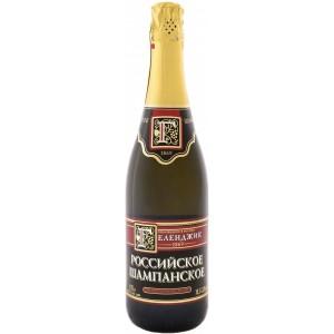Геленджик Российское Шампанское полусладкое