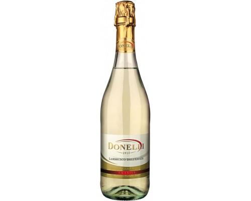 Игристое вино Donelli Lambrusco dell'Emilia IGT Amabile