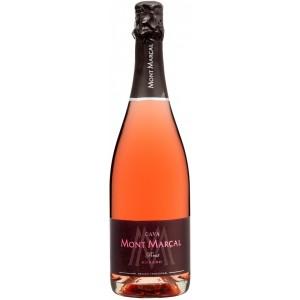 Игристое вино Mont Marcal Cava Rosado Brut