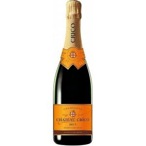 Шампанское Chateau Crico Brut