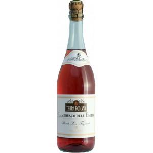 Игристое вино Terra Romana Rosato Secco Lambrusco dell'Emillia IGT