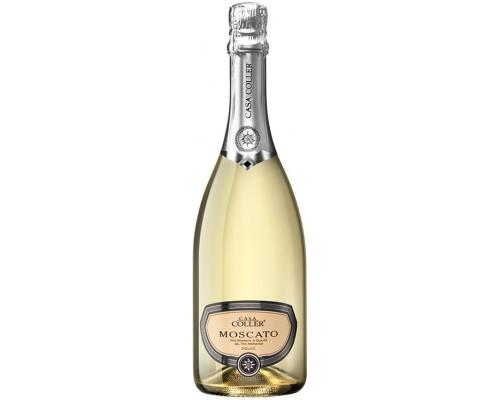 Игристое вино Casa Coller Moscato Dolce Spumante Provincia Di Pavia IGT