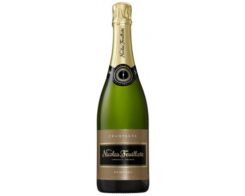 Шампанское Nicolas Feuillatte Demi-Sec