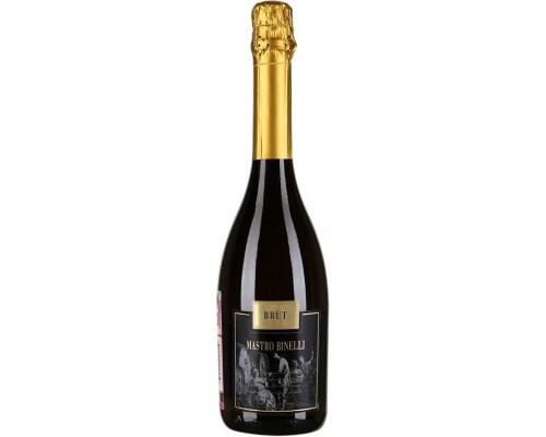 Игристое вино Mastro Binelli Brut