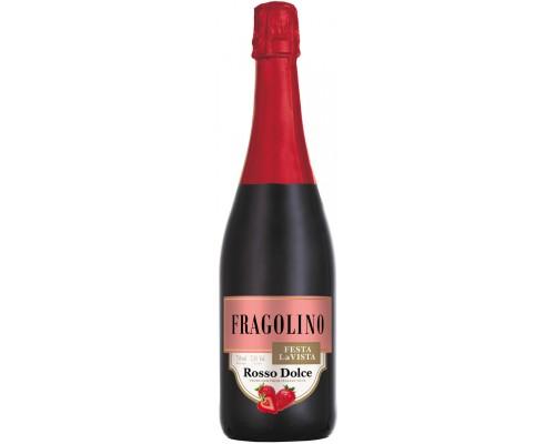 Игристое вино Fruko Schulz Festa La Vista Fragolino