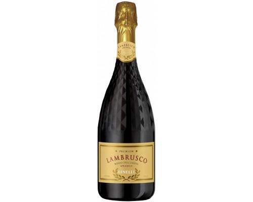 Игристое вино Binelli Premium Lambrusco Rosso Amabile Dell'Emilia IGT