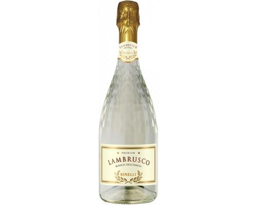Игристое вино Binelli Premium Lambrusco Bianco Amabile Dell'Emilia IGT