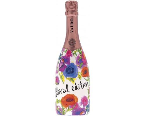 Игристое вино Valdo Floral Edition Rose Brut