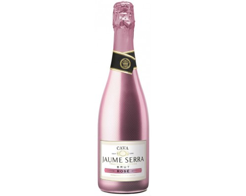 Игристое вино Jaume Serra Brut Rose Cava DO