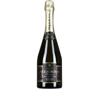 Игристое вино Российское шампанское Московское Элитное полусладкое