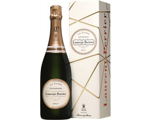 Шампанское Laurent-Perrier La Cuvee Brut gift box