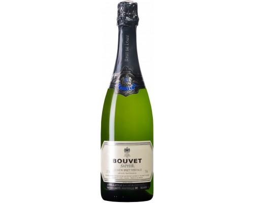 Игристое вино Bouvet Ladubay Saphir Brut Vintage Saumur AOC 2015