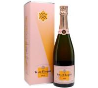 Шампанское Veuve Clicquot Brut Rose with gift box Clicq'Call
