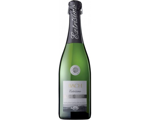 Игристое вино Bach Extrisimo Brut Nature Cava DO