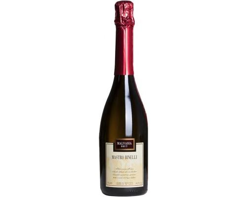 Игристое вино Mastro Binelli Malvasia Brut