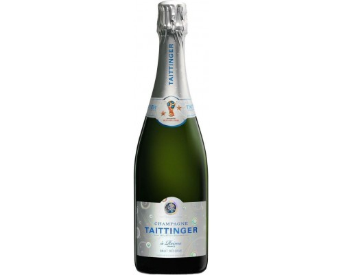 Шампанское Taittinger Brut Reserve FIFA World Cup 2018 Special Edition