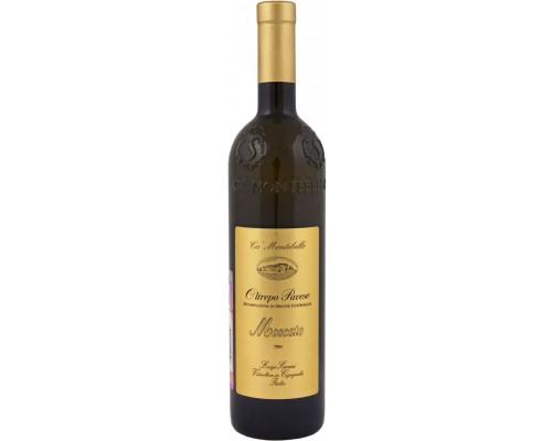 Игристое вино Ca' Montebello Moscato Oltrepo Pavese DOC 2017