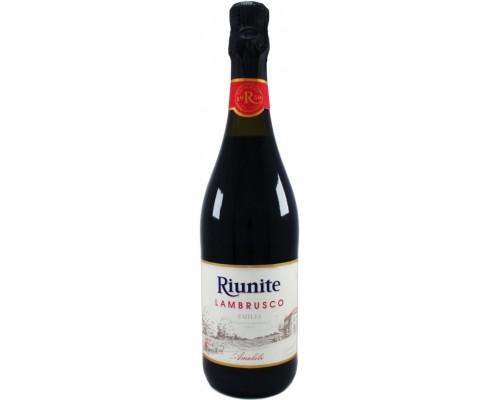 Игристое вино Riunite Lambrusco Rosso Emilia IGT