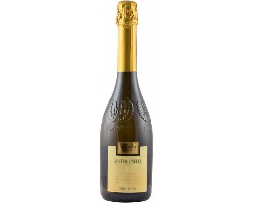 Игристое вино Mastro Binelli Malvasia Sparkling Semidolce