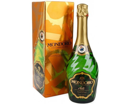 Игристое вино Asti Mondoro gift box