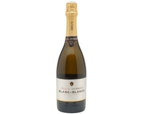 Игристое вино Geisweiler Excellence Blanc de Blancs Demi-Sec