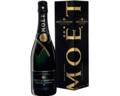Шампанское Moet & Chandon Nectar Imperial in gift box