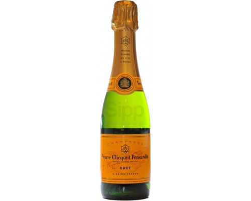 Шампанское Veuve Clicquot Brut 375 мл
