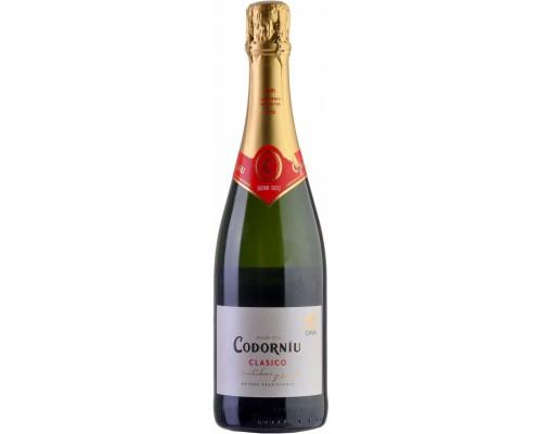 Игристое вино Codorniu Clasico Semi Seco